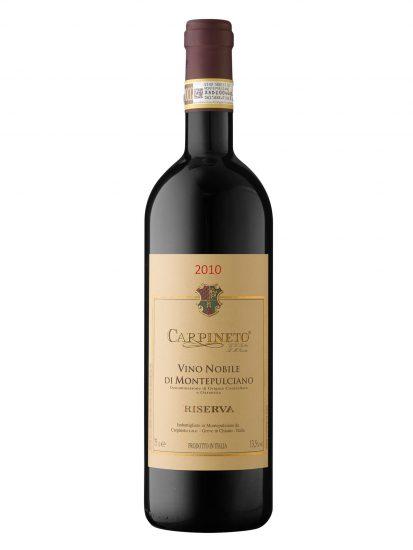 CARPINETO, MONTEPULCIANO, NOBILE, Su i Vini di WineNews