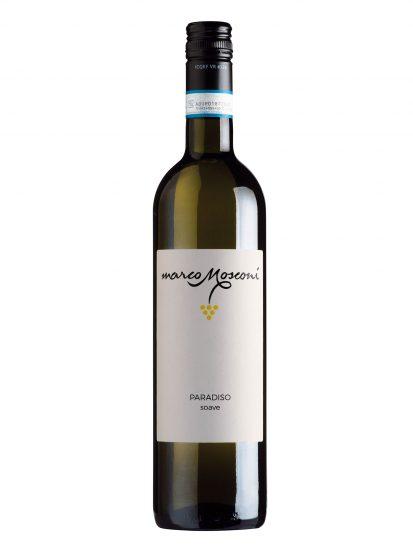 MARCO MOSCONI, PARADISO, SOAVE, Su i Quaderni di WineNews