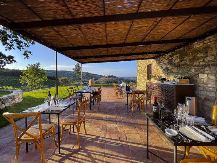 GREVE IN CHIANTI, LA PIETRA DEL CABREO, RISTORANTE, TENUTE FOLONARI, Ristoranti ed Enoteche, Su i Vini di WineNews