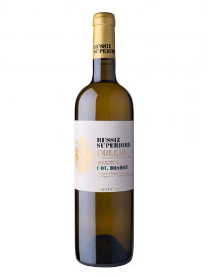 BIANCO, COLLIO, RUSSIZ SUPERIORE, Su i Vini di WineNews