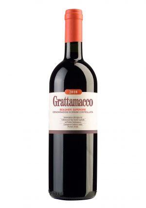 Grattamacco, Doc Bolgheri Superiore Grattamacco 2018