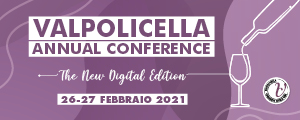 Valpolicella Annual Conference 2021 Newsletter