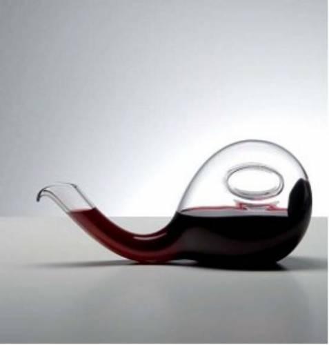 Winenews versa l escargot nel bicchiere oggetti cult - Oggetti design per la casa ...