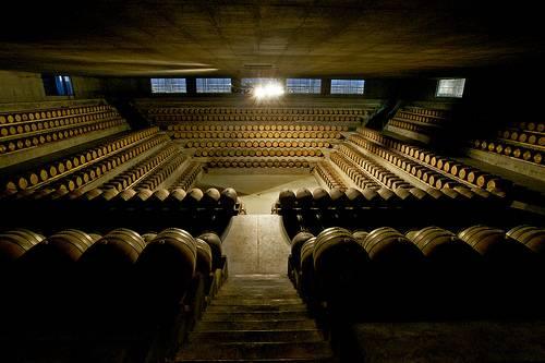 Winenews bella e funzionale dopo le cattedrali del vino for Apri le foto del piano