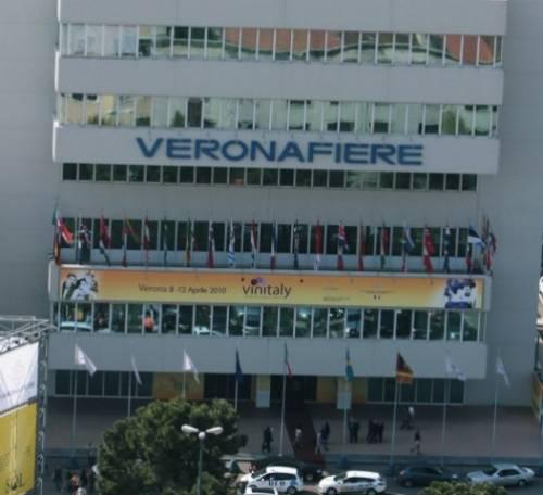 Winenews la crisi non ferma veronafiere il polo for Verona fiera