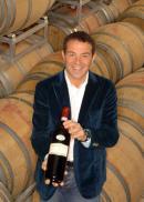 Marco Caprai, il produttore che ha rilanciato il Sagrantino di Montefalco nel mondo, con il suo Sagrantino 25 Anni, etichetta di riferimento del territorio