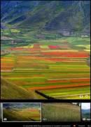 Umbria: Altopiano Castelluccio a Norcia