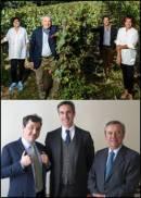 Terra Moretti e Santa Margherita, i gruppi vinicoli più premiati dalla guida Vini d'Italia 2018 del Gambero Rosso