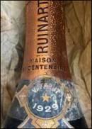 Le bottiglie del 1929 di Ruinart ritrovate in Alsazia