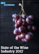 2017 ancora anno di crescita per il vino Usa secondo il report della Silicon Valley Bank