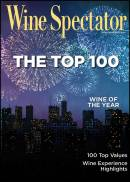 18 etichette italiane della Top 100 2016 di Wine Spectator