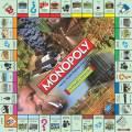 Il tabellone del Monopoly de la France viticole