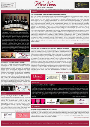 Italian Weekly WineNews - Issue 381