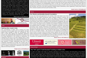 Italian Weekly WineNews - Issue 379