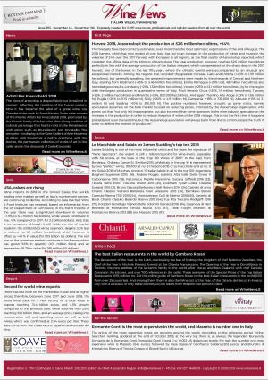 Italian Weekly WineNews – Issue 393