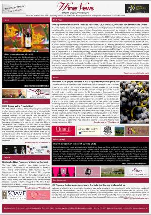 Italian Weekly WineNews – Issue 391