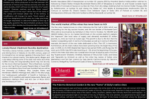 Italian Weekly WineNews – Issue 392