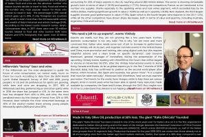 Italian Weekly WineNews - Issue 389