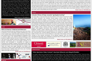 Italian Weekly WineNews - Issue 385