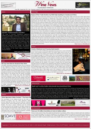 Italian Weekly WineNews - Issue 386