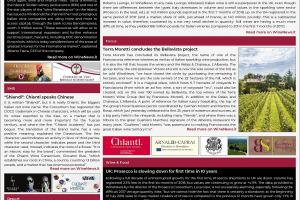Italian Weekly WineNews - Issue 387