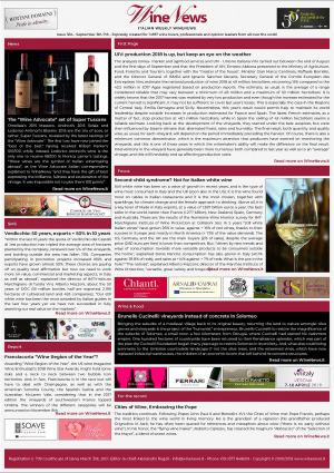 Italian Weekly WineNews - Issue 384