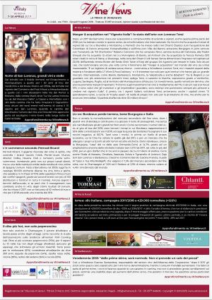 La Prima di WineNews - 2.462