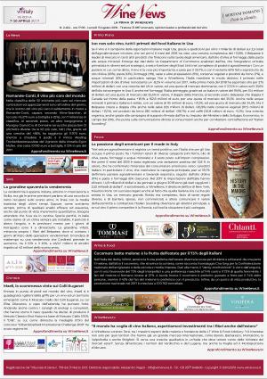 La Prima di WineNews - 2.464