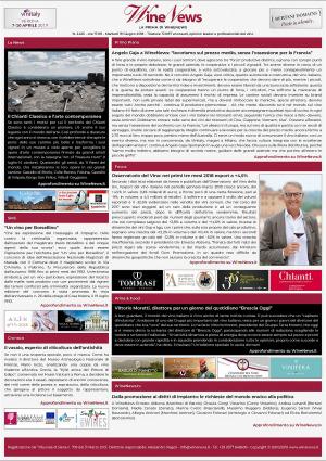 La Prima di WineNews - N. 2425