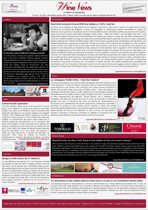 La Prima di WineNews - 2.461
