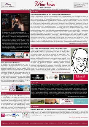 La Prima di WineNews - N. 2428