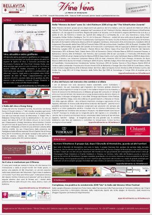 La Prima di WineNews - 2.528